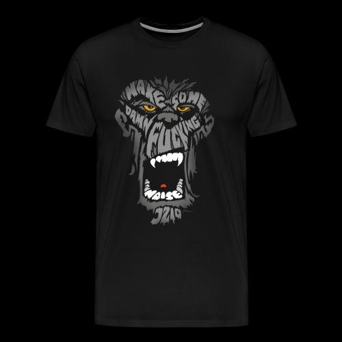 make some noise // J2IO // - Männer Premium T-Shirt