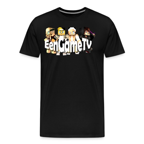 EenGameTV Fan - Mannen Premium T-shirt