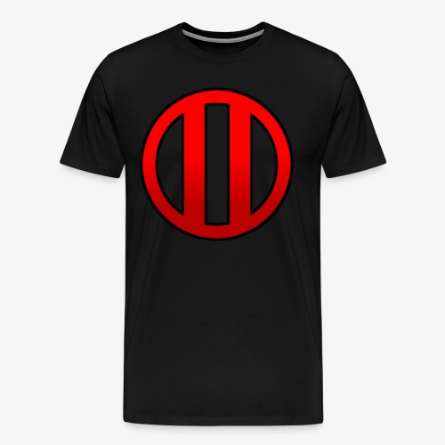 lycoslogored - Camiseta premium hombre