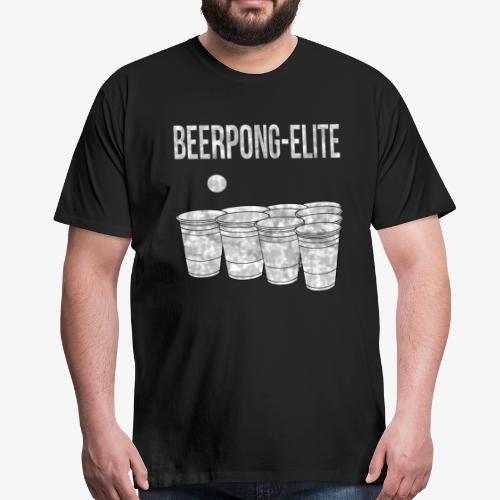 Beerpong-Elite - Männer Premium T-Shirt