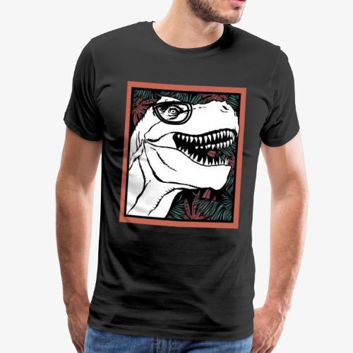 Dinosaurier - Männer Premium T-Shirt
