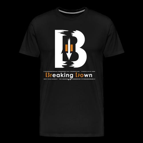Errupted - Männer Premium T-Shirt