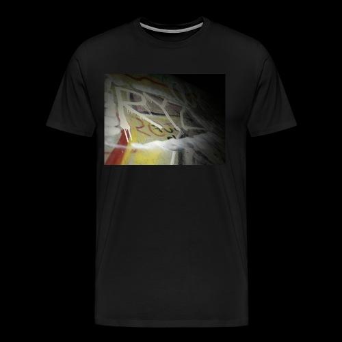 Nachts unterwegs - Männer Premium T-Shirt