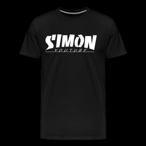 Thrasher Simon - Maglietta Premium da uomo