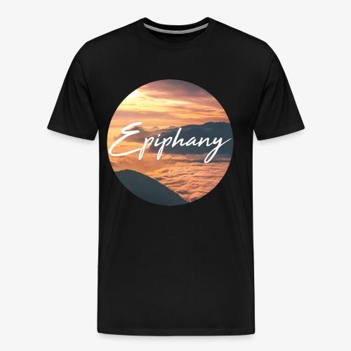 Epiphany - Premium-T-shirt herr