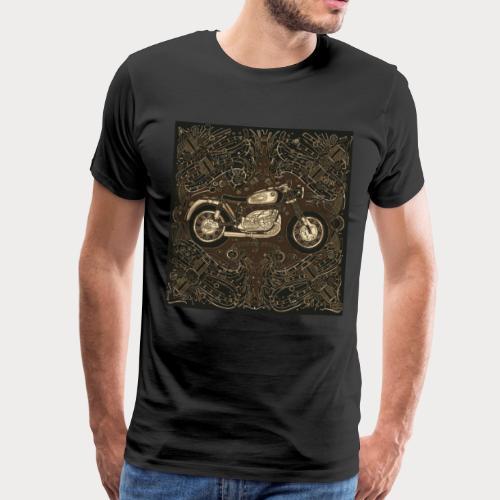 Let's ride Baby - T-shirt Premium Homme