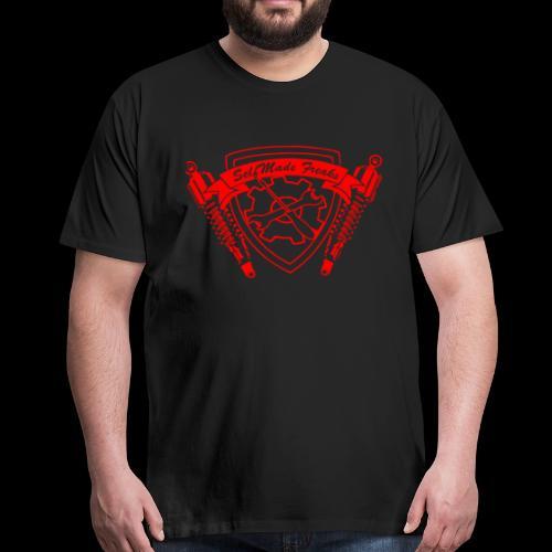 SlfMdFrks rot - Männer Premium T-Shirt