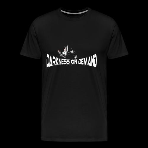 DoD Darkness on Demand Cat - Männer Premium T-Shirt