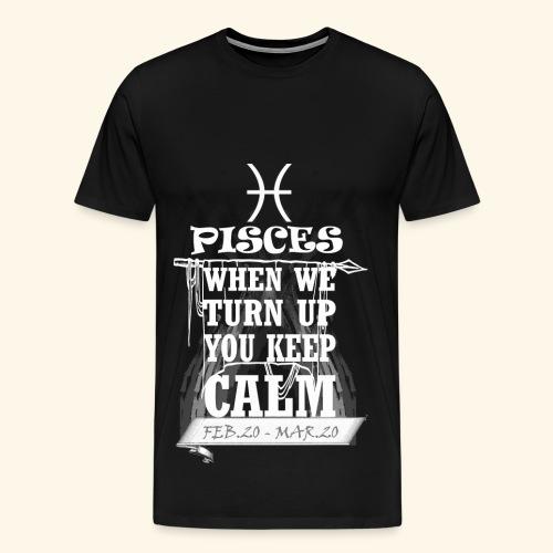 PISCES copy - Men's Premium T-Shirt