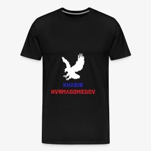 Khabib Nurmagomedov - Camiseta premium hombre