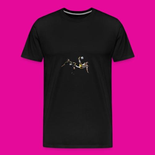 12 soccer player - Männer Premium T-Shirt