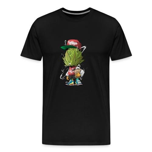 3 Budshead - Männer Premium T-Shirt