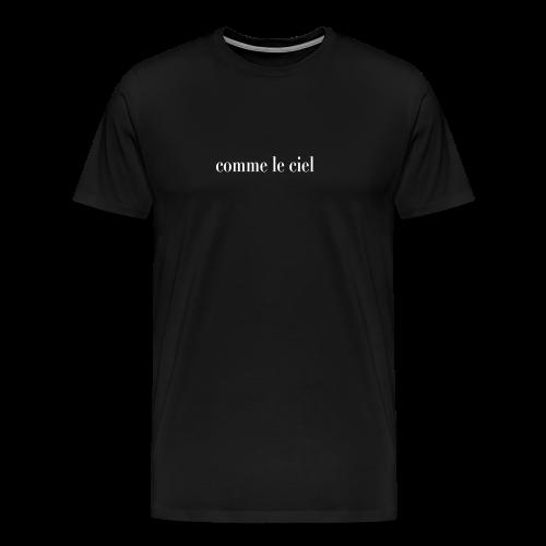 T-Shirt comme le ciel - Men's Premium T-Shirt