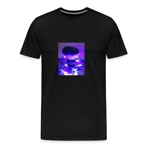 Fan Artikel Pinsel Beauty - Männer Premium T-Shirt