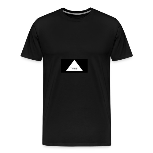 Nr.1 - Herre premium T-shirt