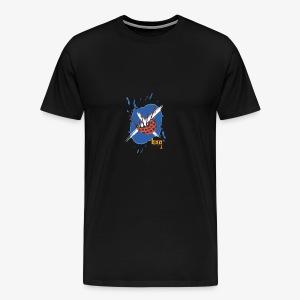 BAGEV Dudelsack - Männer Premium T-Shirt