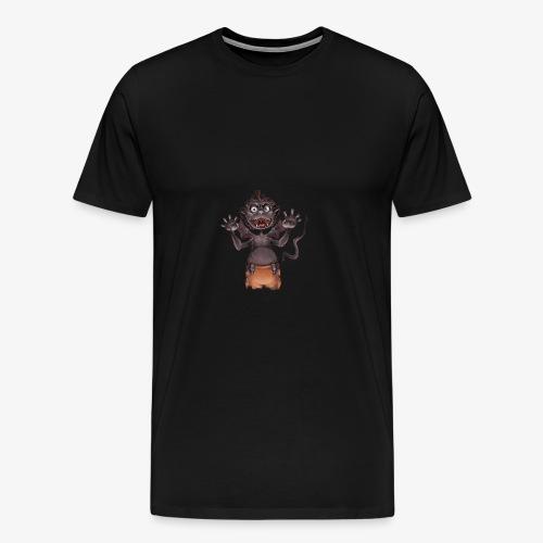 Furgo Flammenfurz - Männer Premium T-Shirt