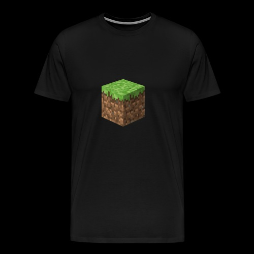 minecraft - T-shirt Premium Homme