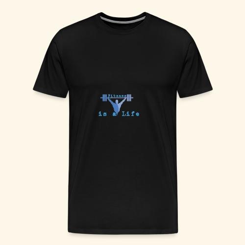 Training Kleidung - Männer Premium T-Shirt