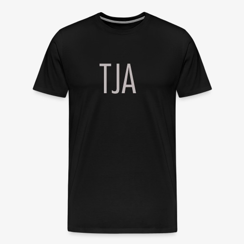 leipglo shop favorite german words series TJA - Männer Premium T-Shirt
