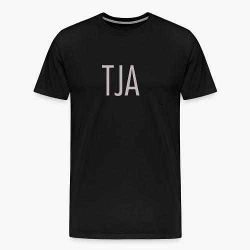 leipglo shop favorite german words series TJA - Männer Premium T-Shirt
