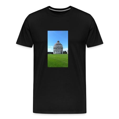 Pisa mágica - Camiseta premium hombre
