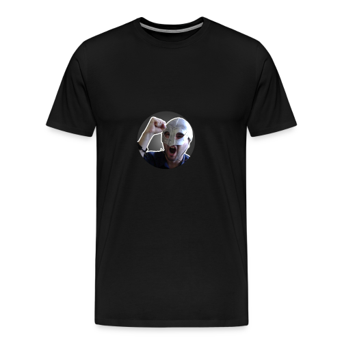 Logo kanału wicek3d na Youtube - Koszulka męska Premium