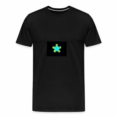 Smiling Star - Men's Premium T-Shirt