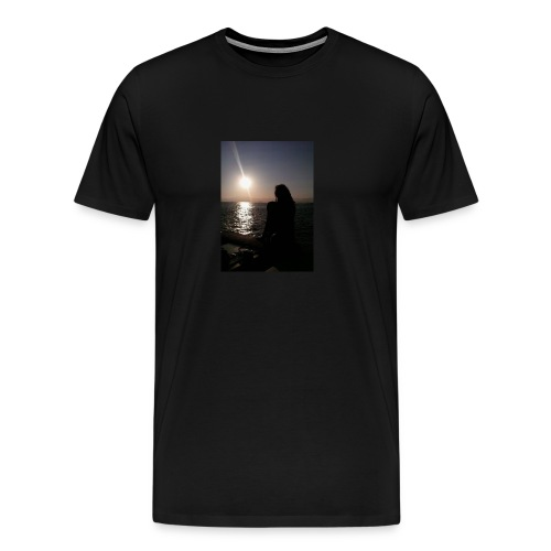 DulceLimonEnPalma - Camiseta premium hombre
