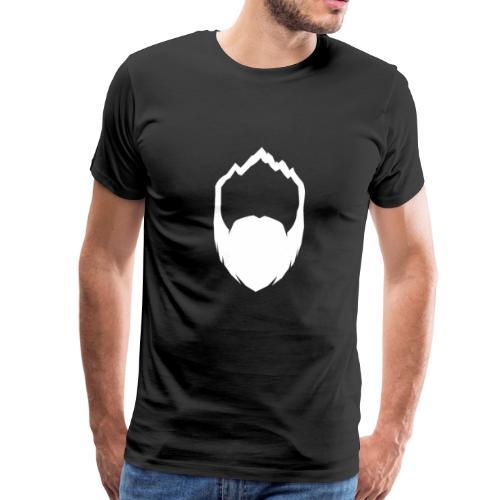 White Design - Men's Premium T-Shirt