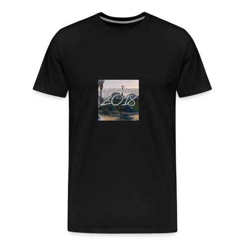 Falschparker Gang - Männer Premium T-Shirt