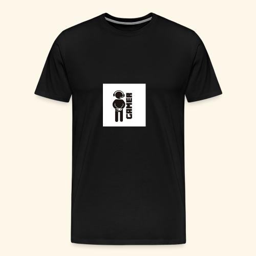 Video Game - Männer Premium T-Shirt