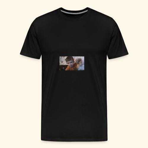 the claw - Men's Premium T-Shirt