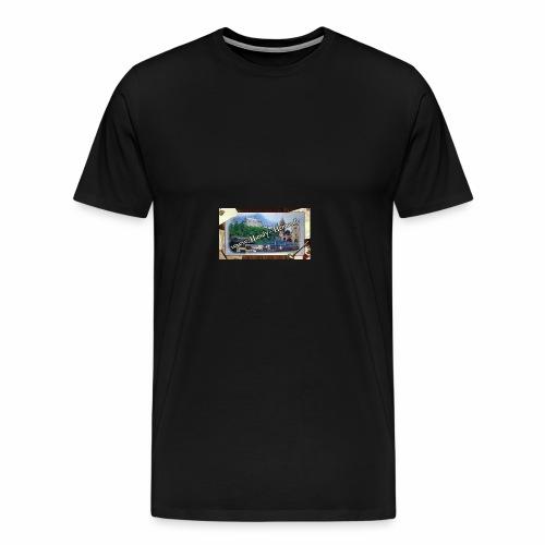 Handy-Henne.de Werbeauftrug 2018 - Männer Premium T-Shirt