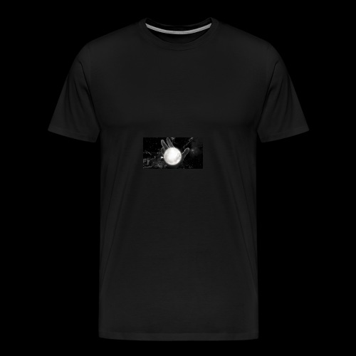 Hand of the Galaxie - Männer Premium T-Shirt