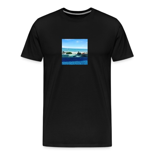 Thailand pattaya - Herre premium T-shirt