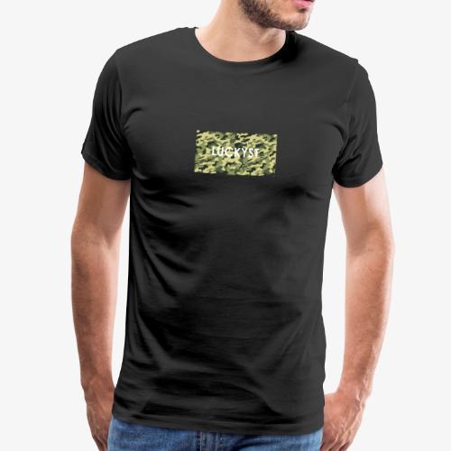TARN LUCKYST V3 - Männer Premium T-Shirt