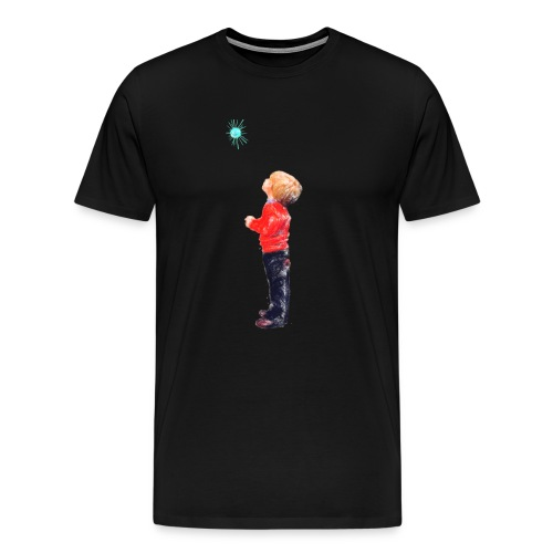The Boy and the Blue - Men's Premium T-Shirt
