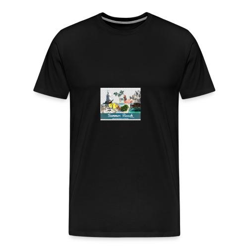 summerbj - Men's Premium T-Shirt
