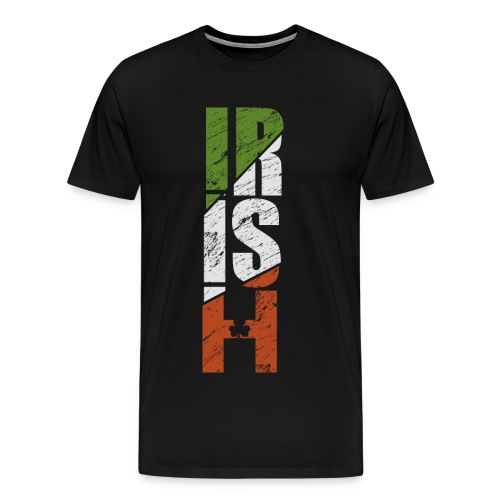 irish Graphic - Men's Premium T-Shirt