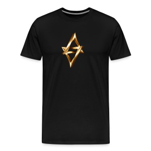 triangles impossible - T-shirt Premium Homme