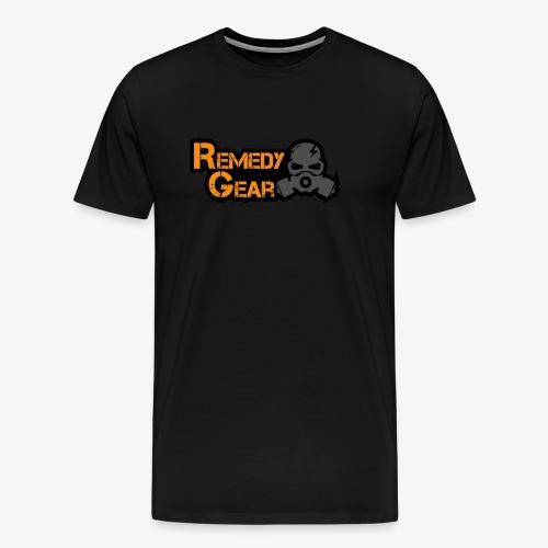 Remedy Gear Logo Wear - Men's Premium T-Shirt