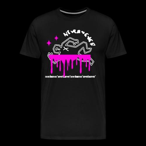 design 08 - Mannen Premium T-shirt