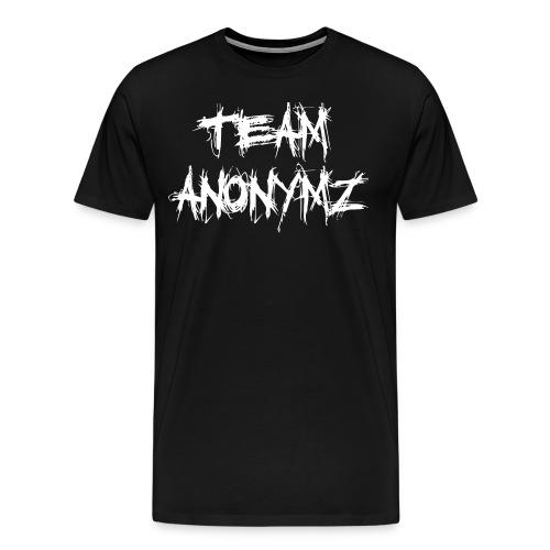 Team Anonymz - Männer Premium T-Shirt