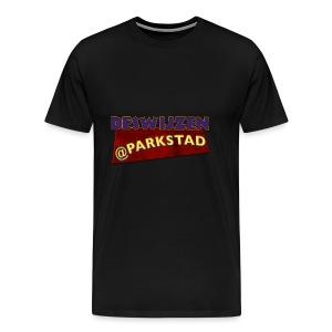 Deswijzen@Parkstad - Mannen Premium T-shirt