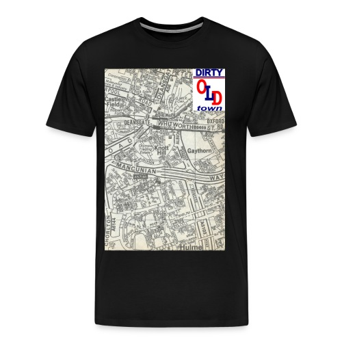 Coronation St - Men's Premium T-Shirt