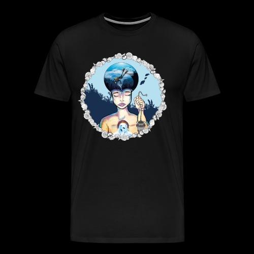 Bubblehead - Männer Premium T-Shirt