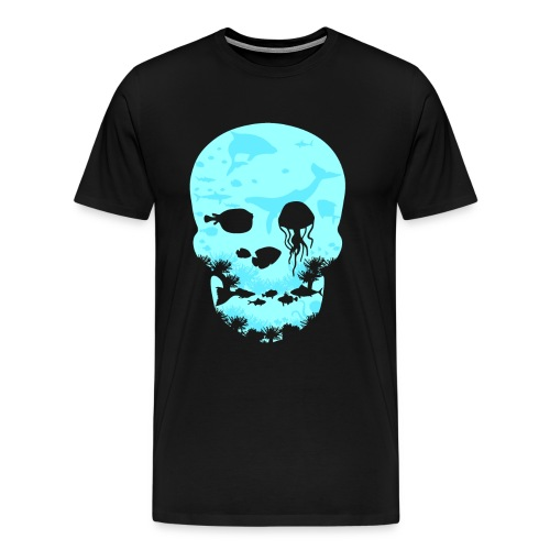 Dead Sea - Männer Premium T-Shirt