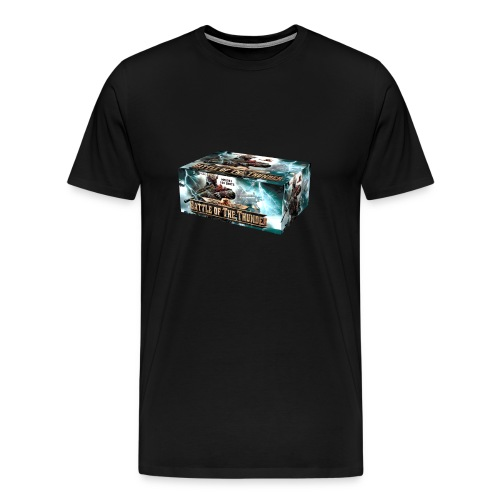 Battle of the Thunder - Männer Premium T-Shirt