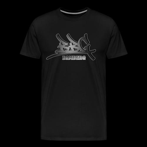 Bamberg BBG Graffiti Design - Männer Premium T-Shirt